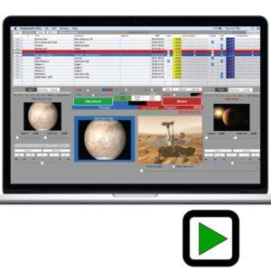 "Macbook Pro 13"" avec licence PlaybackPro"