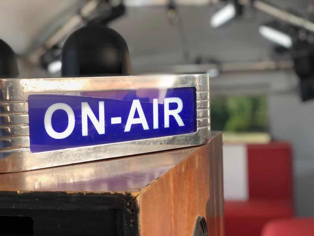 Airstream - Plateau TV