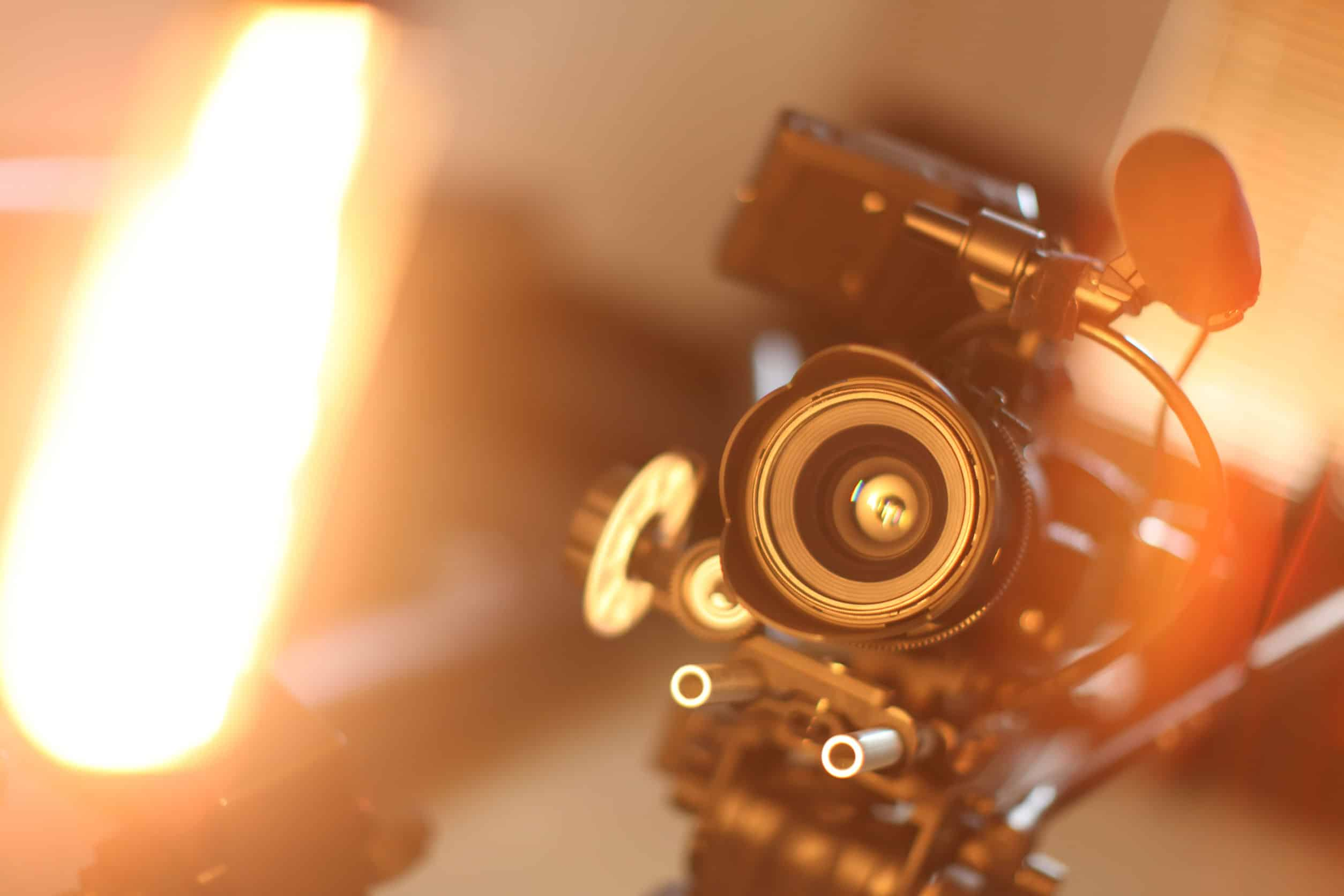 Production Audiovisuelle - STARDUST Group - Caméra