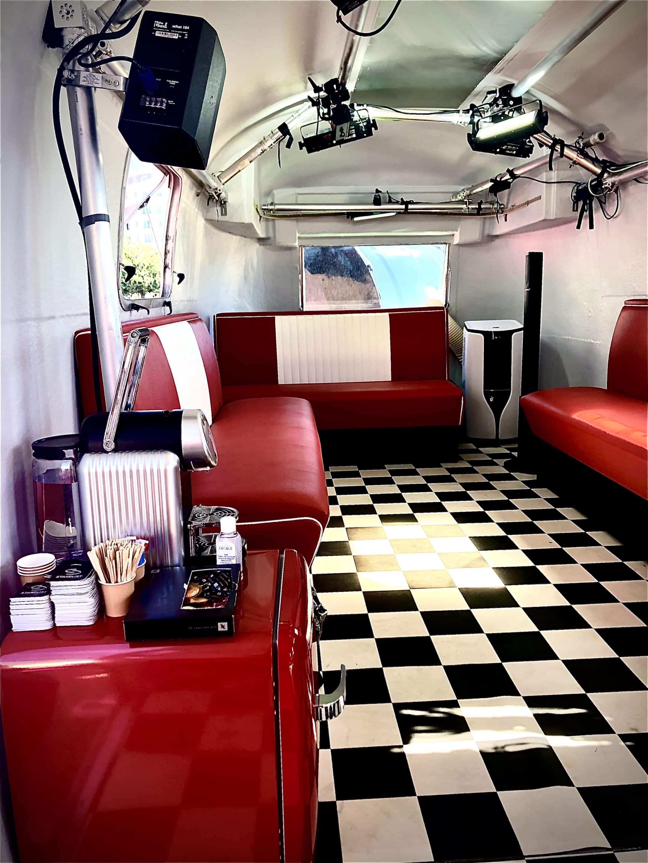 Loge VIP - Airstream