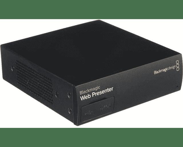 Blackmagic Design Web Presenter Streamer